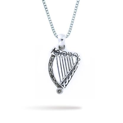 irish_harp_with_marcasite