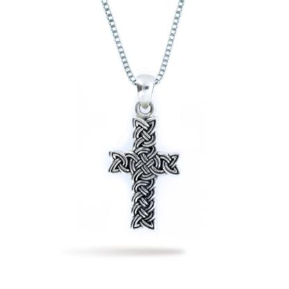 ladies_small_braided_knot_cross