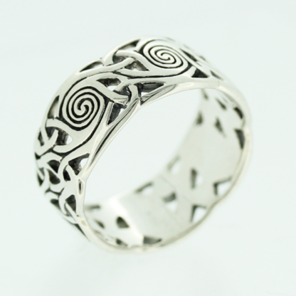 spiral_and_trinity_knot_band